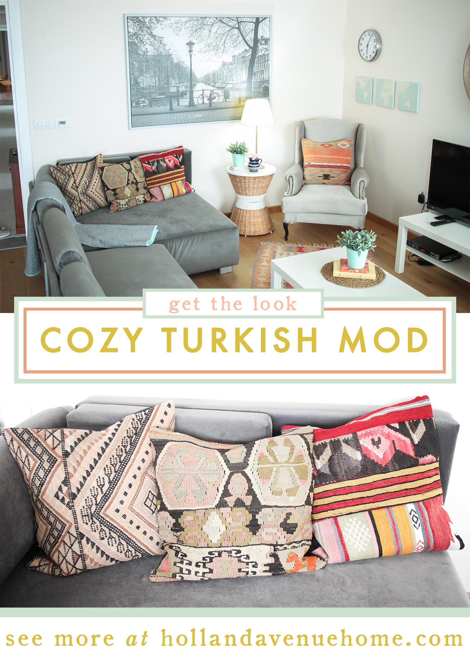 cozy turkish mod ad