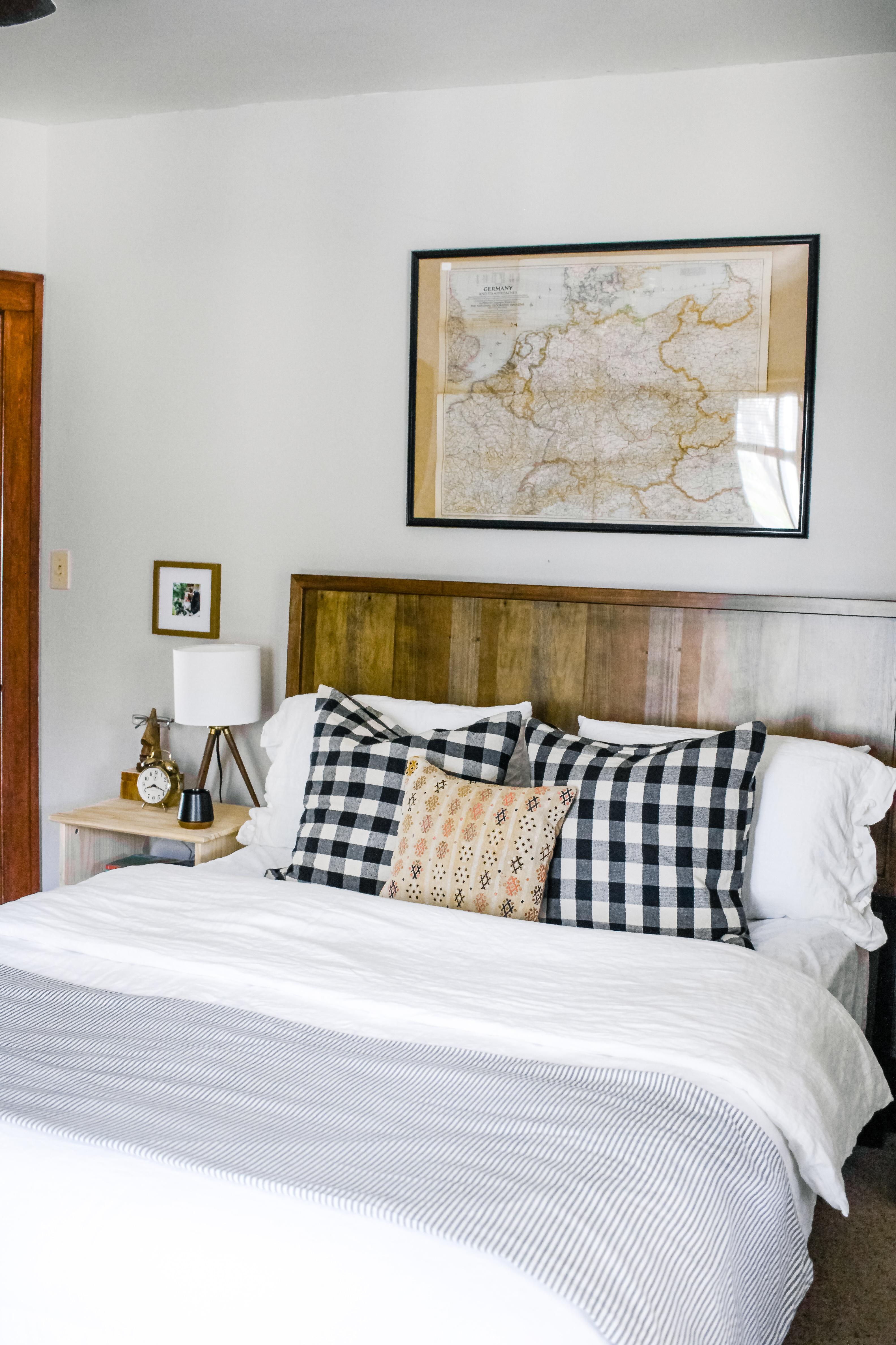 One Room Challenge- Master Bedroom Before